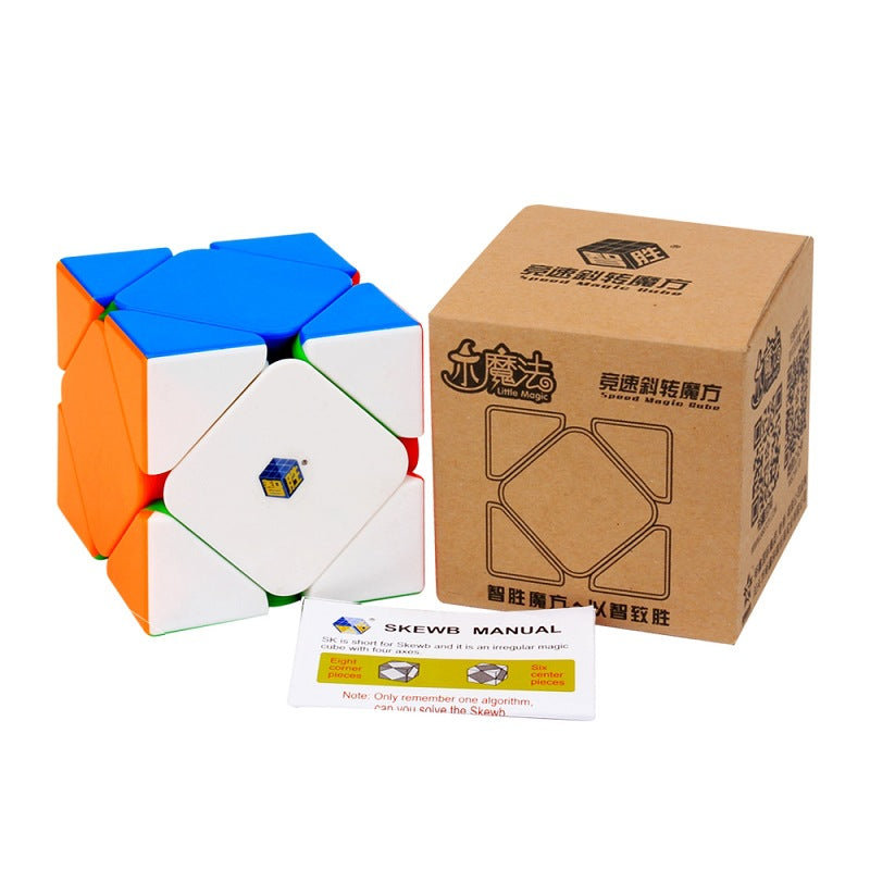 YuXin Little Magic Skewb - CuberSpace - Speedcube - Singapore