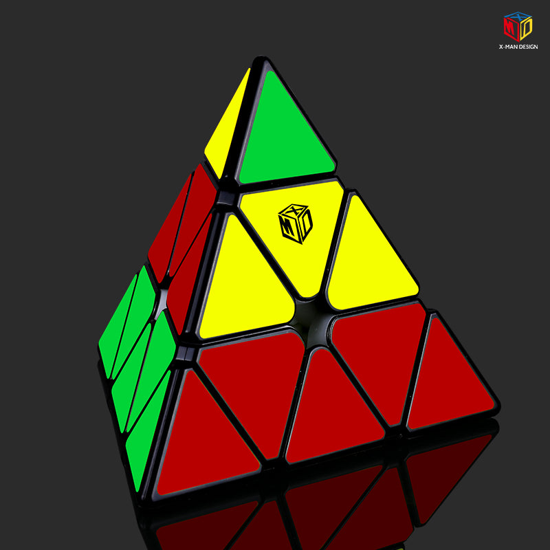 X-Man Bell Magnetic Pyraminx V2 - CuberSpace - Speedcube - Singapore