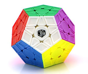 X-Man Galaxy Megaminx V2 (Sculpted) - CuberSpace - Speedcube - Singapore