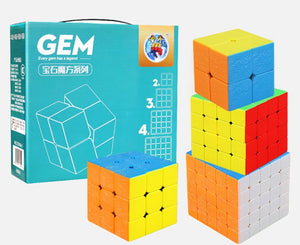 ShengShou Gem Bundle - CuberSpace - Speedcube - Singapore