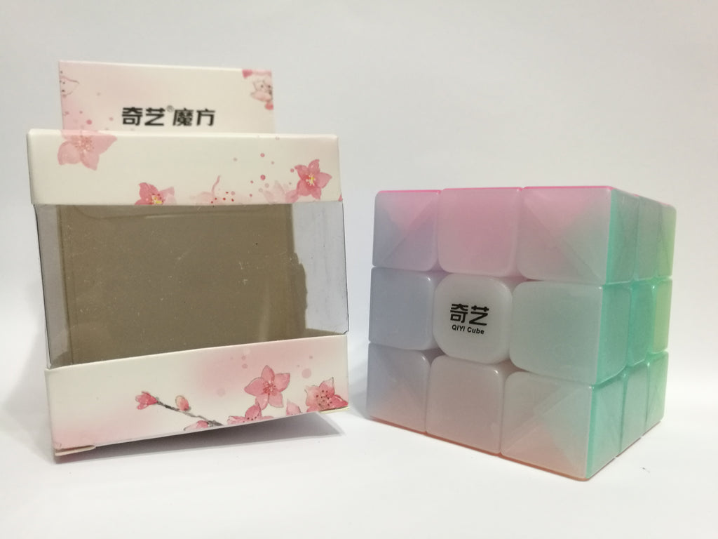 QiYi Jelly Cubes - CuberSpace
