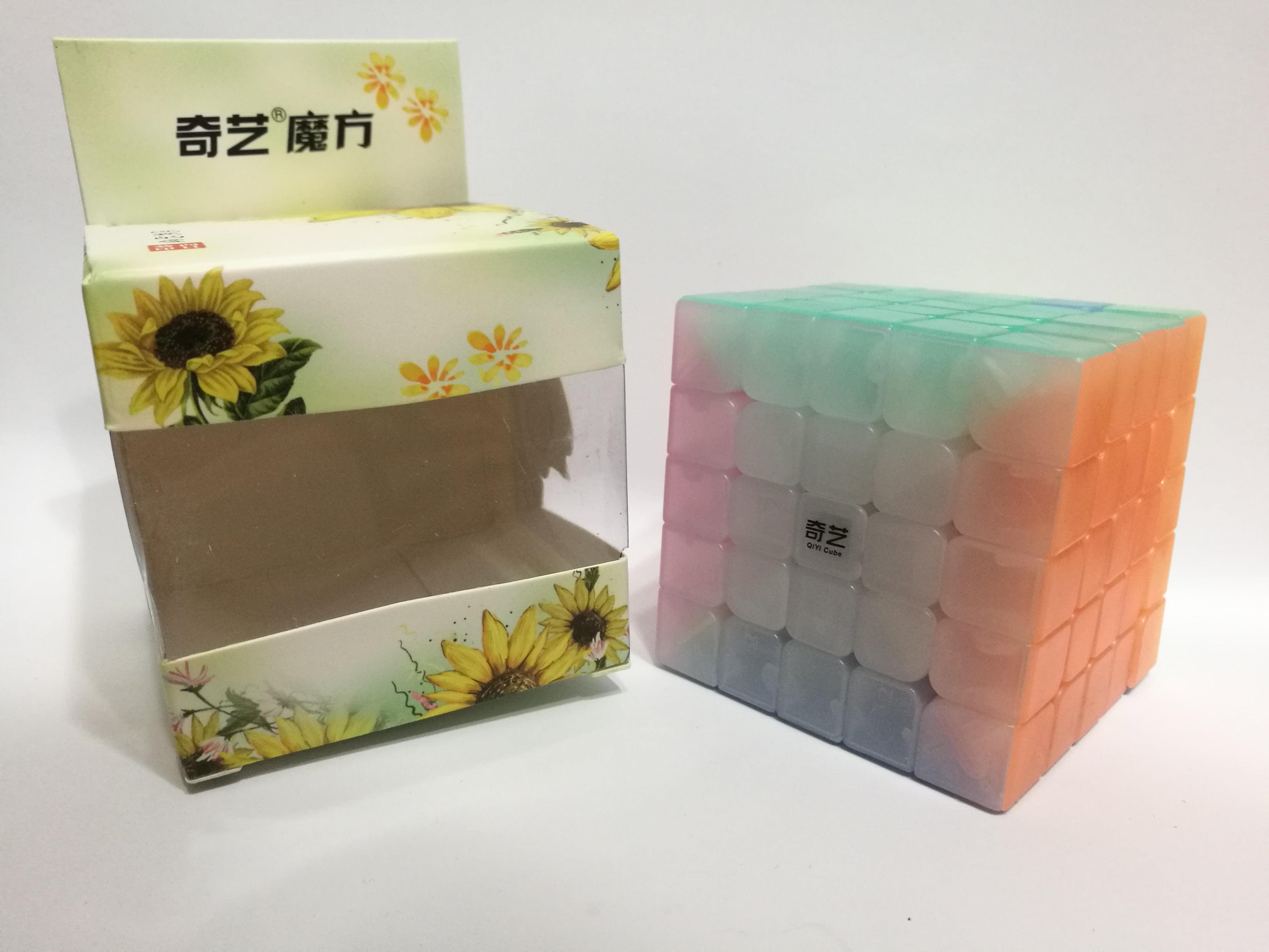 QiYi Jelly Cubes - CuberSpace - Speedcube - Singapore