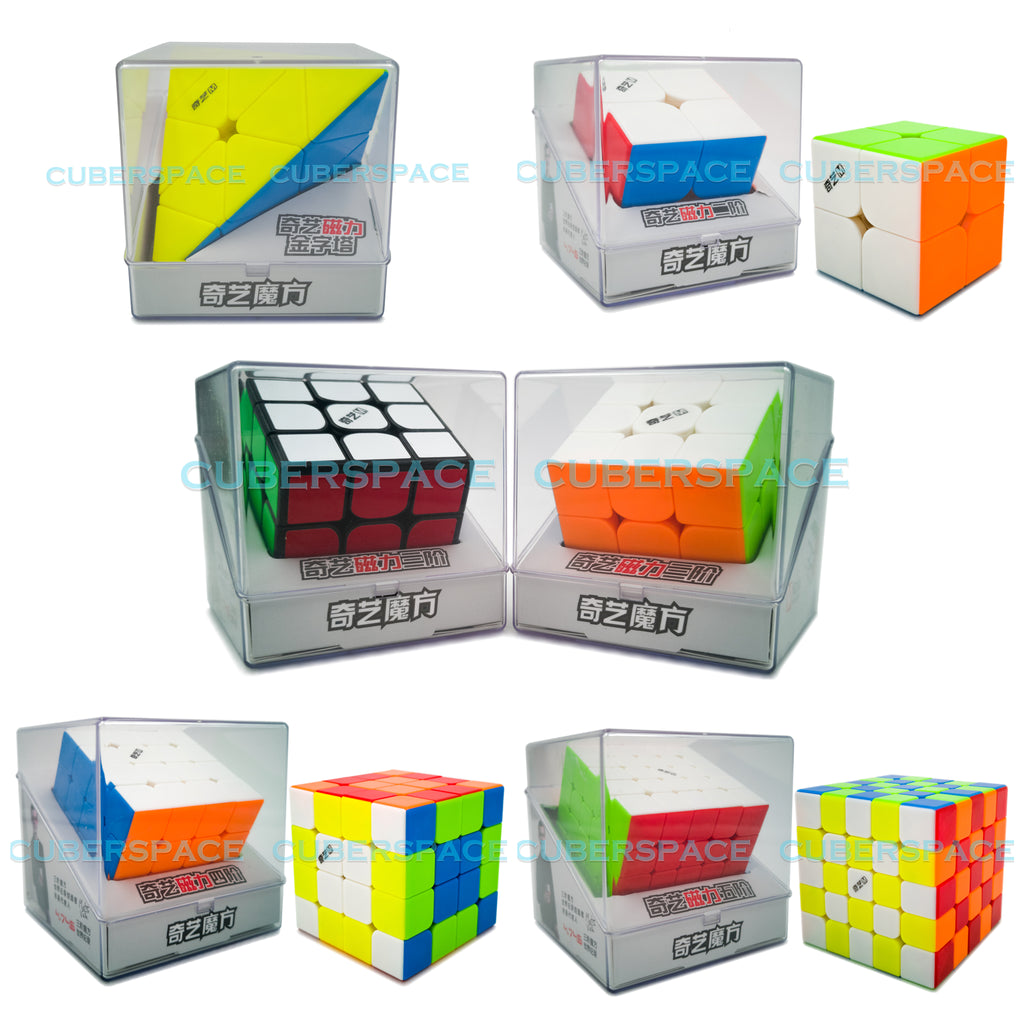 QiYi MS Bundle - CuberSpace - Speedcube - Singapore