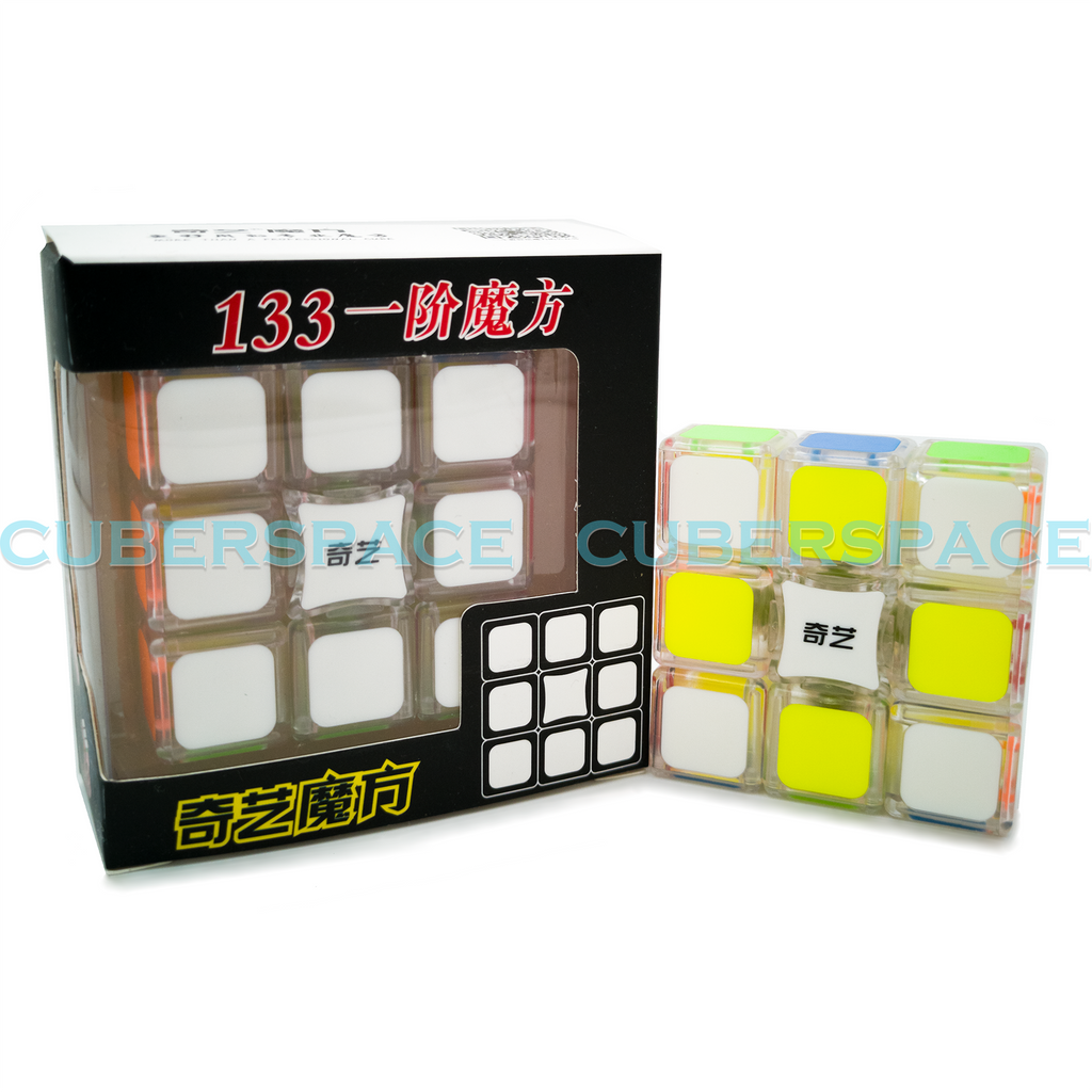 QiYi 133 Puzzle 1x3x3 - CuberSpace