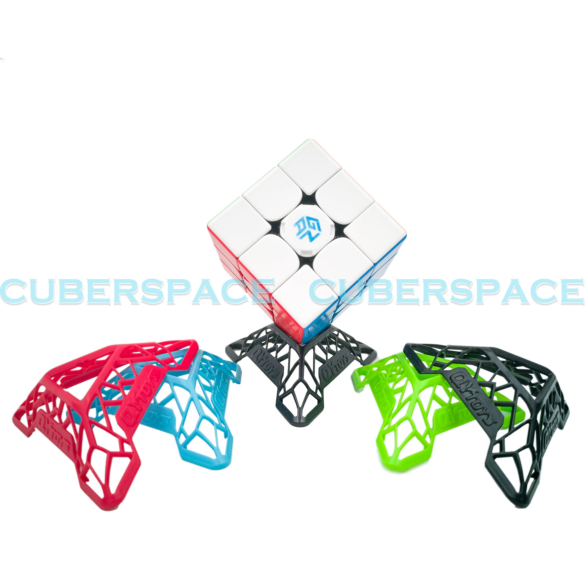 QiYi DNA Cube Stand - CuberSpace