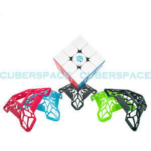 QiYi DNA Cube Stand - CuberSpace - Speedcube - Singapore