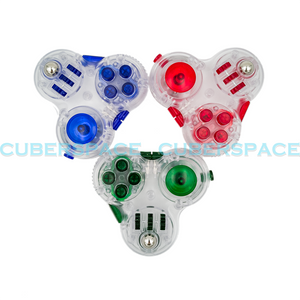 qiyi fidget toy red green blue