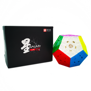 X-Man Galaxy Megaminx V2 M (Sculpted) - CuberSpace - Speedcube - Singapore