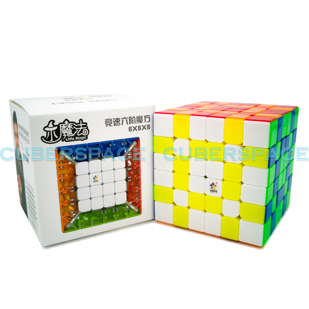 YuXin Little Magic 6x6 M - CuberSpace - Speedcube - Singapore