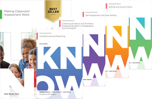 Making Classroom Assessment Work and Knowing What Counts series Bundle