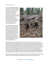 Load image into Gallery viewer, ebook: Burn Morels - A Modern Forager's Guide to Finding Mushrooms