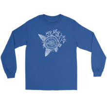Load image into Gallery viewer, Men's Long Sleeve White Tree of Life