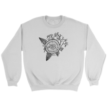Load image into Gallery viewer, Black Tree of Life Sweatshirt