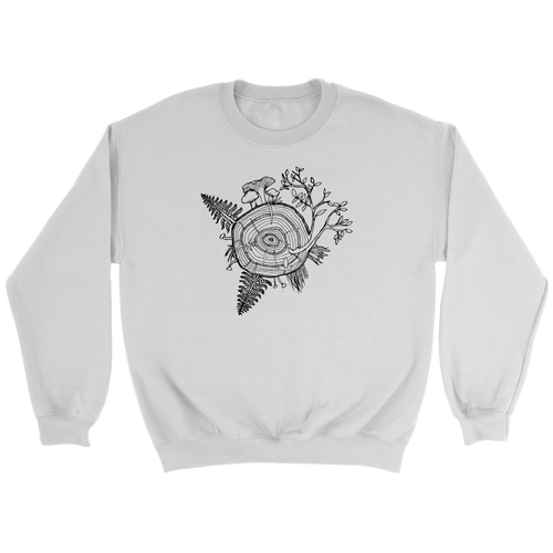 Black Tree of Life Sweatshirt
