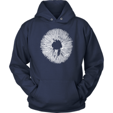 Load image into Gallery viewer, Unisex Spore Print Hoodie