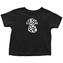 Load image into Gallery viewer, Toddler Mushlove Tee