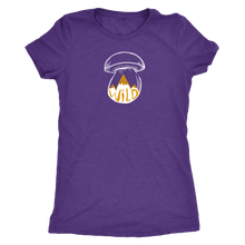 Load image into Gallery viewer, Women's Wild Shroom Tee