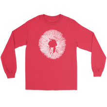 Load image into Gallery viewer, Unisex Spore Print Long Sleeve Tee