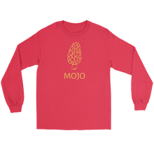 Load image into Gallery viewer, Unisex Morel Mojo Long Sleeve Tee