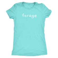 Load image into Gallery viewer, Women's Forage Tee
