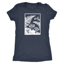 Load image into Gallery viewer, Women's Among Fronds T-Shirt