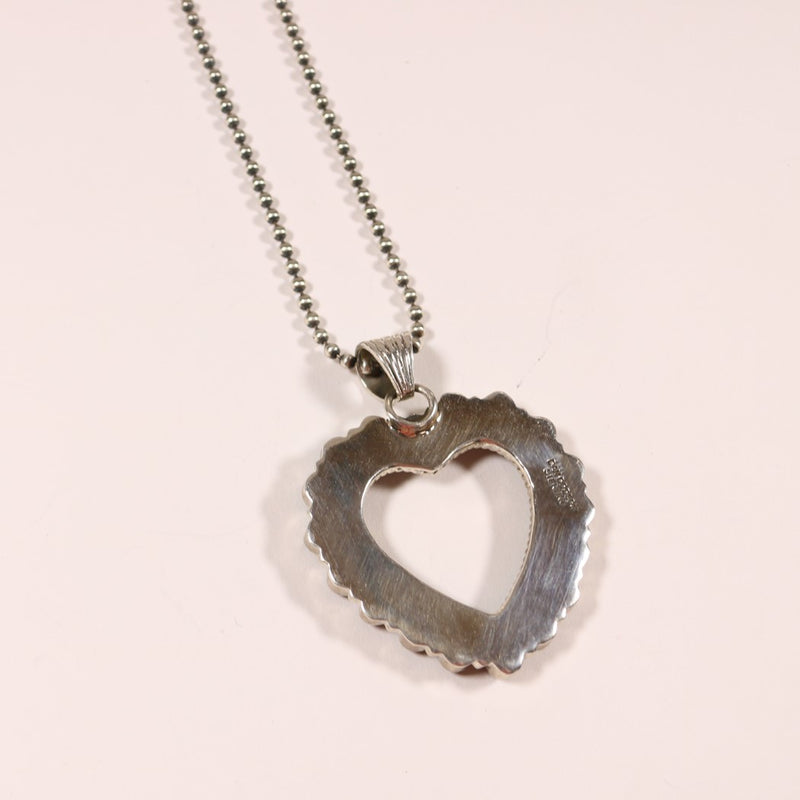 Onyx Hollow Heart