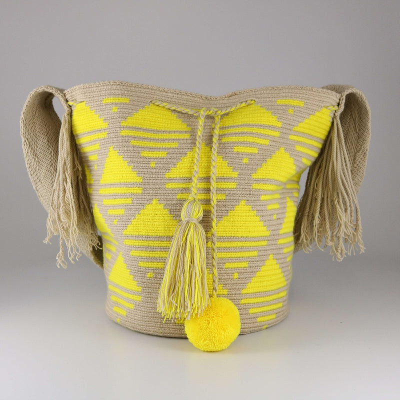 Sunrise Wayuu Bag - wayuu-dreaming