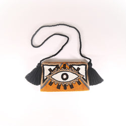 Third Eye Clutch - Ari Black