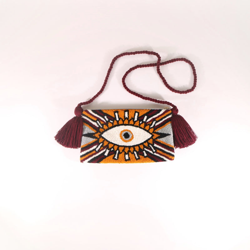 Third Eye Clutch - Zen Grey