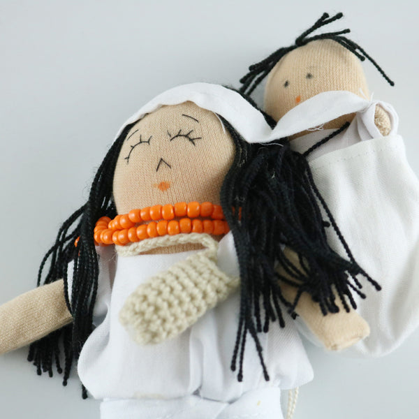 Dream Dolls - Arhuaco Mom - wayuu-dreaming