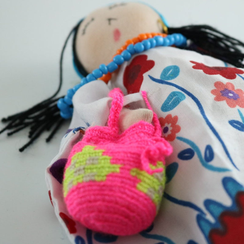 Dream Dolls - Wayuunkeras - wayuu-dreaming