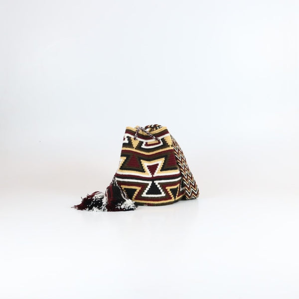 Monte Wayuu Bag - Medium - wayuu-dreaming