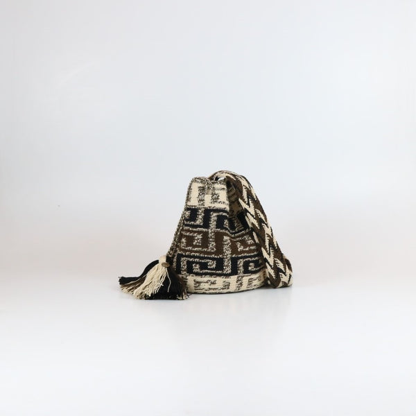 Laberinto Wayuu Bag - Medium - wayuu-dreaming