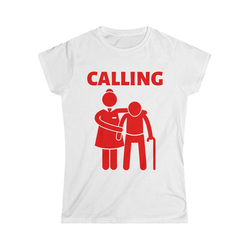 Calling Women's Softstyle Tee