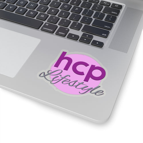 HCP Lifestyle Kiss-Cut Stickers
