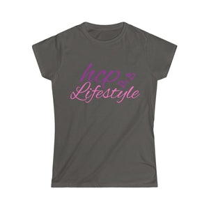 HCP Lifestyle Women's Softstyle Tee