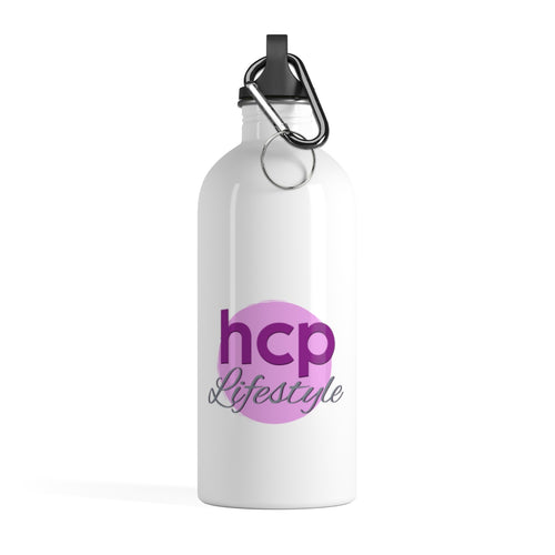 HCP Lifestyle Stainless Steel Water Bottle