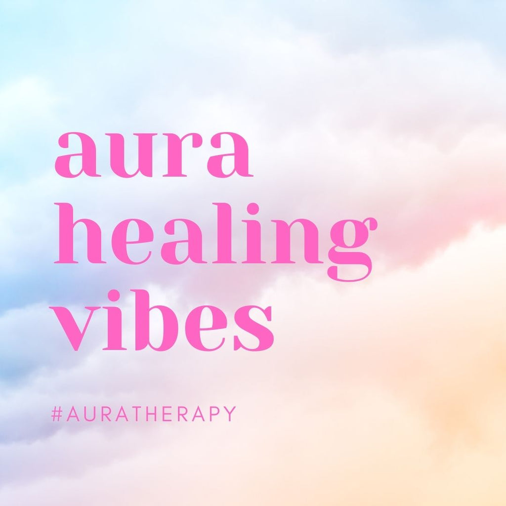 Aura Healing Vibes at the Auratherapy Photo Studio