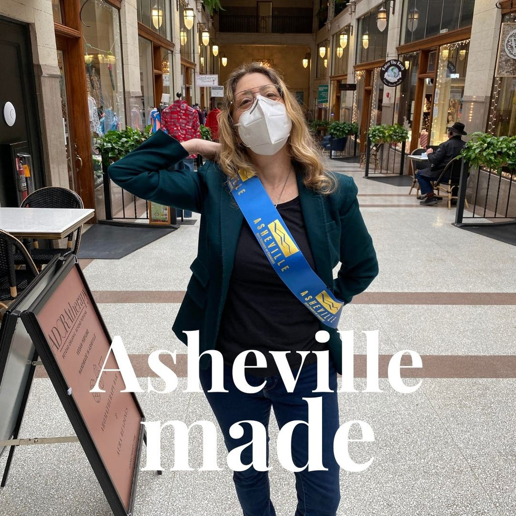 Asheville Made: Big City Girl Moves
