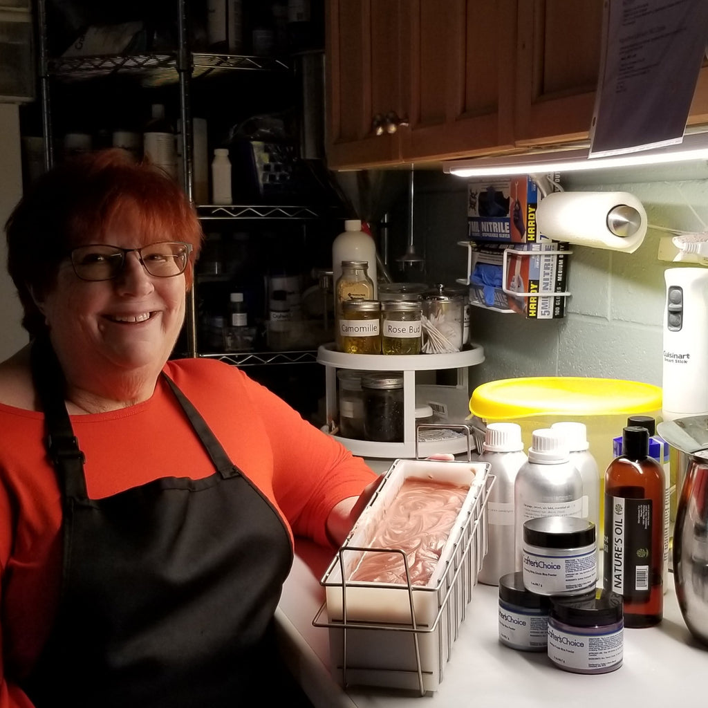 Meet Claudia from Sweet Abode Artisan Soap