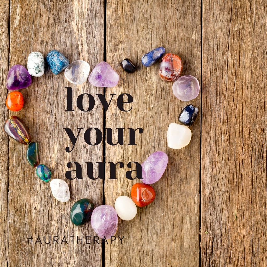 Love Your Aura It's Your Personal Energy Guidance System.
