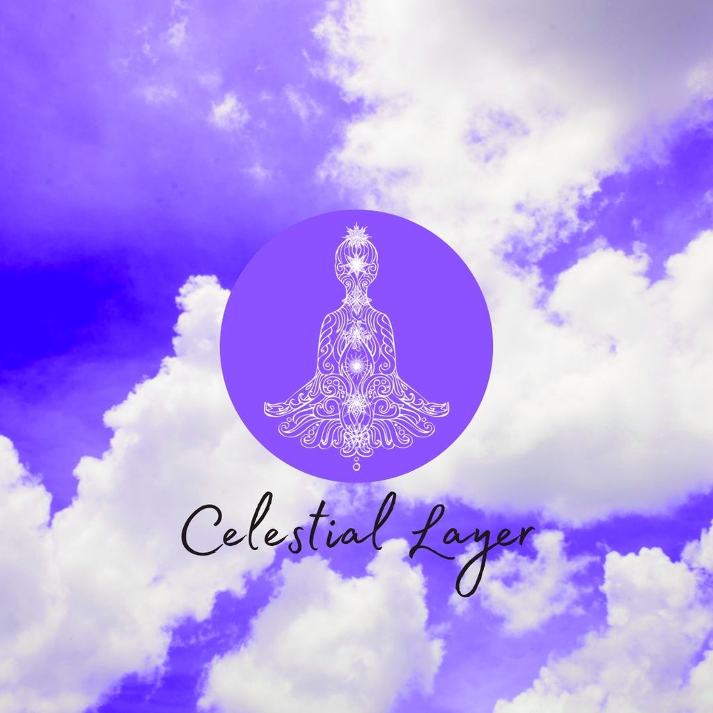 Celestial Layer + Third Eye Chakra: I love what I believe