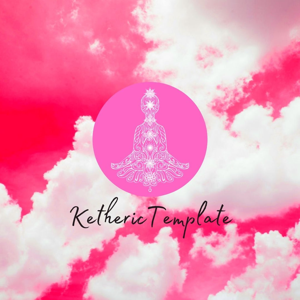 The Ketheric Template Layer + Crown Chakra: I Believe I  AM.