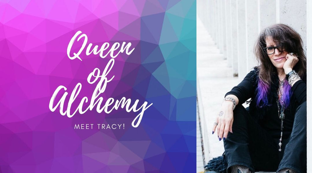Introducing our Queen of Alchemy and Ambassador Community Leader Tracy!