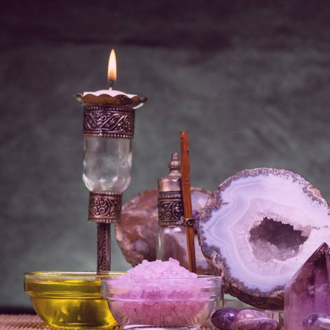 How to set up a Chakra Boost Bar for your Spa, Corporate Retreat or Wedding Day