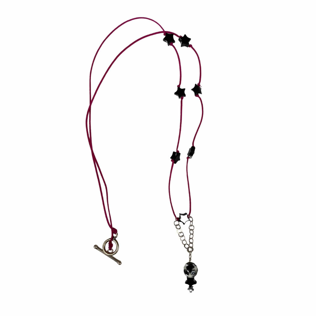 Adoratherapy.com Root Chakra Star Necklace