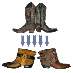Design Your Own With Your Boots Top and Bottoms