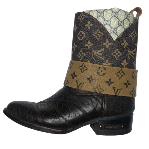 Custom GiddyUp Mens Boots