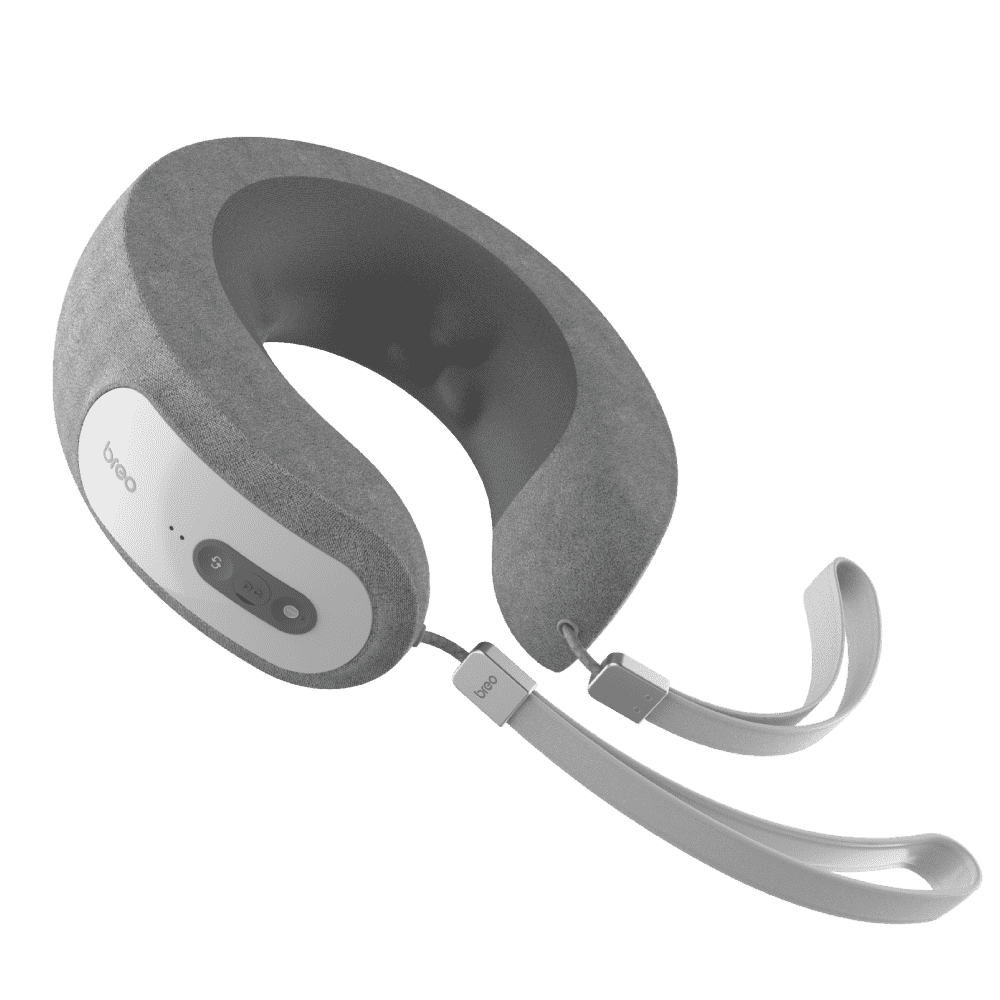 Breo iNeck 3 Pro Electric Massage Neck Pillow - premium massagers-us.breo.com-breo massager