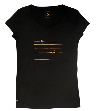"Manera T-Shirt ""Black"" Girls"